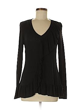 Tiana B. Long Sleeve Top Size M