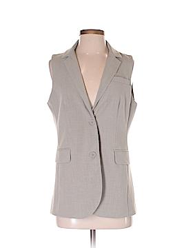 New York & Company Tuxedo Vest Size 4