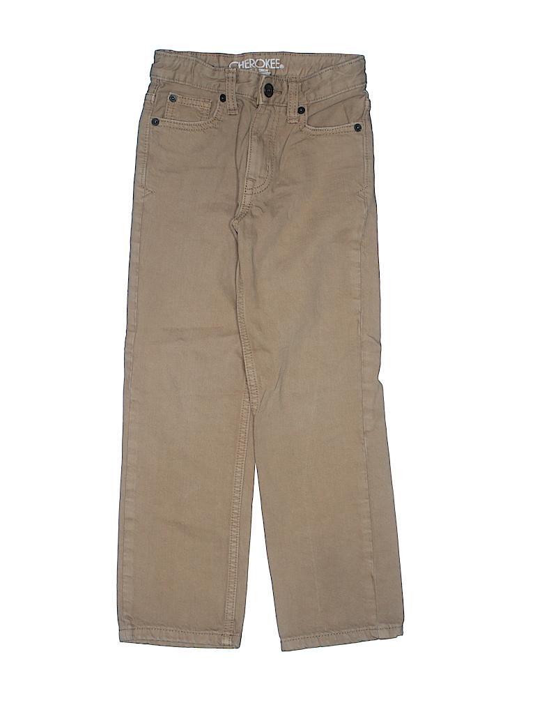 Cherokee Boys Jeans Size 6