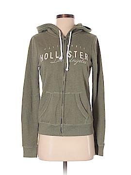 Hollister Zip Up Hoodie Size S