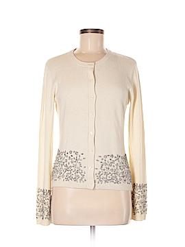 Willi Smith Silk Cardigan Size M