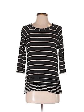 Julienne W. 3/4 Sleeve Top Size S
