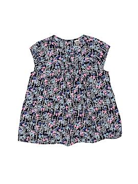 OshKosh B'gosh Short Sleeve Blouse Size 6