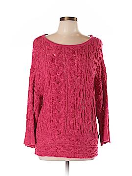 Rafaella Pullover Sweater Size L