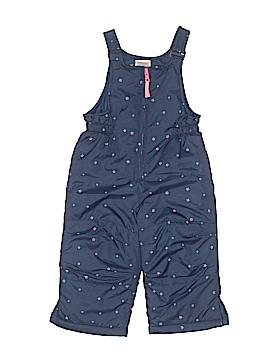 Gymboree Snow Pants With Bib Size 6-12 mo