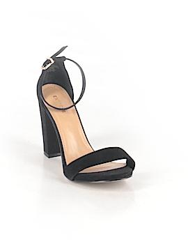 Express Heels Size 6 1/2