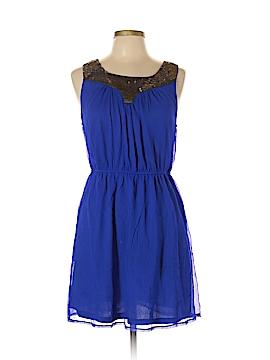 Blue Rain Casual Dress Size L