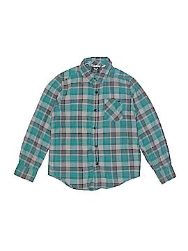 Shaun White Long Sleeve Button-Down Shirt Size S (Kids)