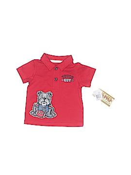Kids Headquarters Short Sleeve Polo Size 3-6 mo