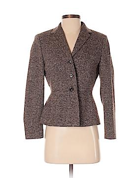 Petite Sophisticate Wool Blazer Size 0