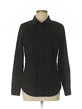 Worthington Long Sleeve Button-Down Shirt Size 12
