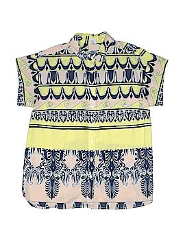 Crewcuts Short Sleeve Button-Down Shirt Size 16