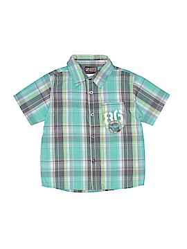 Z Boys Wear Short Sleeve Button-Down Shirt Size 4T