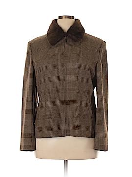 Jones New York Wool Coat Size 16