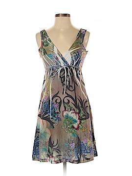 Tattoo Tattoo by Free Spirit Casual Dress Size M