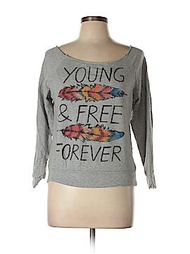 Tres Bien U.S.A. Sweatshirt Size L