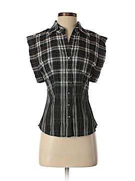 Bebe Short Sleeve Blouse Size XS