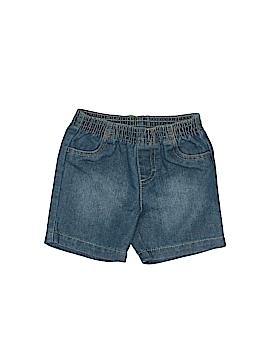 Okie Dokie Denim Shorts Size 9 mo