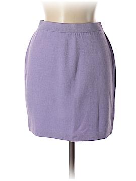 St. John Collection Wool Skirt Size 4