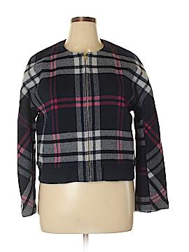 J. Crew Wool Coat Size XL