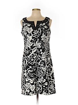 Jessica Howard Casual Dress Size 12 (Petite)
