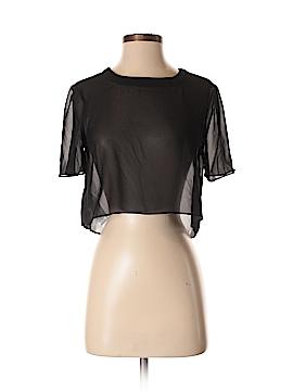 Unbranded Clothing Short Sleeve Blouse Size 2