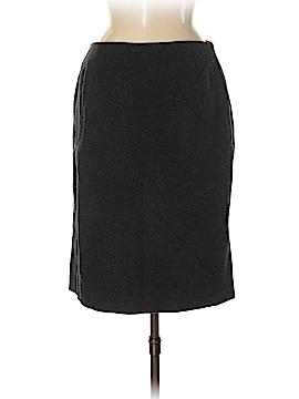 Casual Corner Wool Skirt Size 6