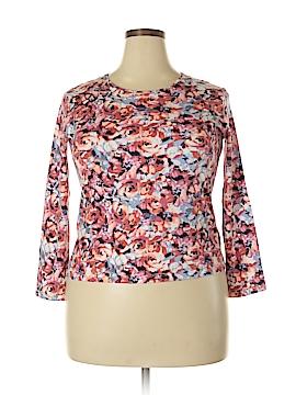 Croft & Barrow Long Sleeve T-Shirt Size XL (Petite)