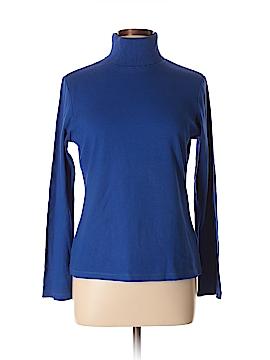 Rafaella Turtleneck Sweater Size L