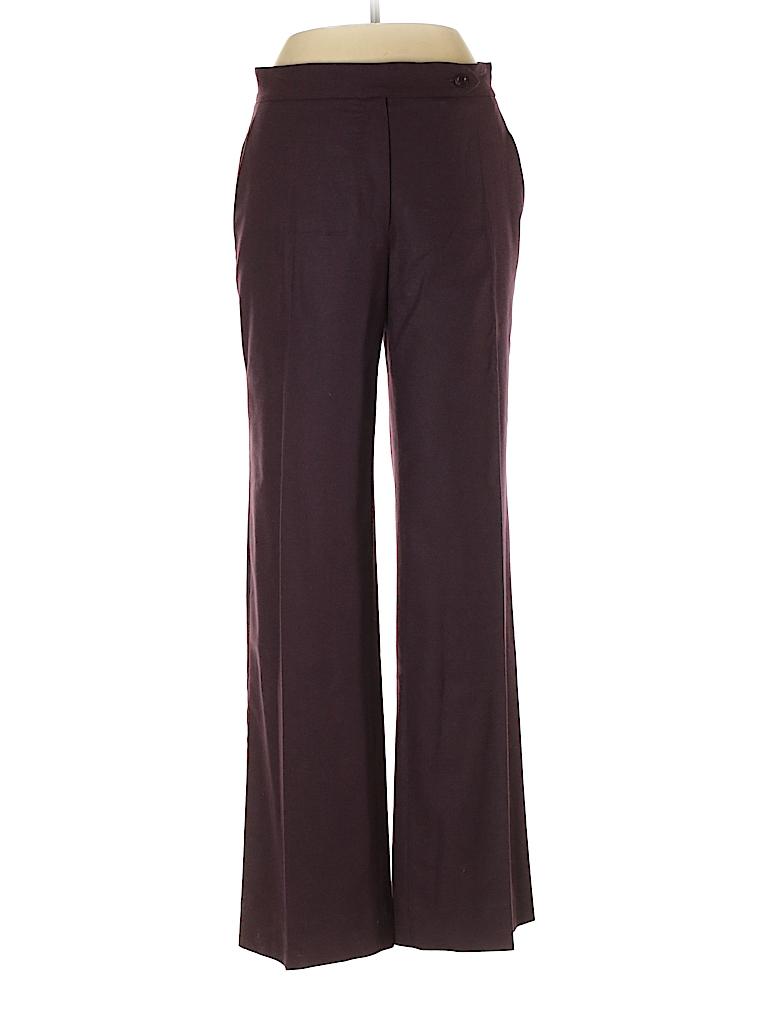 Max Mara Women Wool Pants Size 8