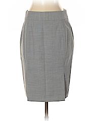 Banana Republic Women Wool Skirt Size 2 (Petite)