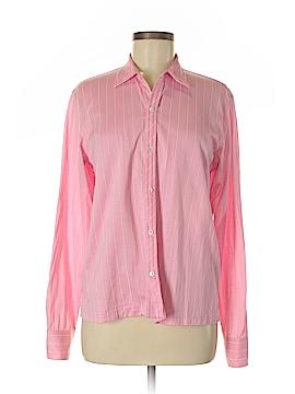 Ralph Lauren Blue Label Long Sleeve Button-Down Shirt Size M