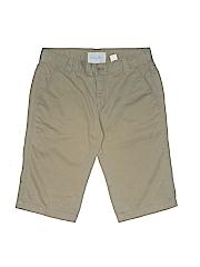 DKNY Jeans Women Khaki Shorts Size 4