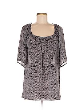 Rosebud Short Sleeve Blouse Size M