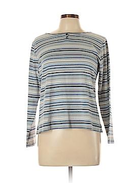 Lizwear by Liz Claiborne Long Sleeve T-Shirt Size L