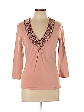Cupio Silk Pullover Sweater Size L