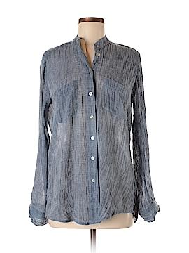 Nation Ltd.by jen menchaca Long Sleeve Button-Down Shirt Size M