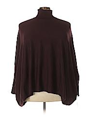 Alfani Women Turtleneck Sweater Size 2X (Plus)