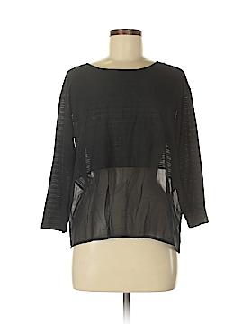 Hi-Line 3/4 Sleeve Blouse Size M