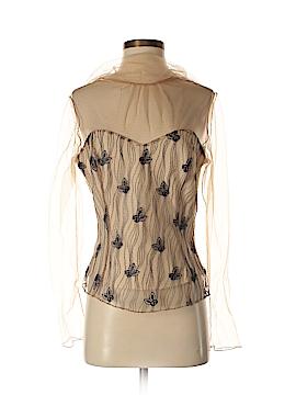 Elana Kattan Long Sleeve Top Size M