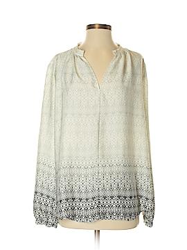 Gap Long Sleeve Blouse Size S (Tall)