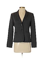 Ann Taylor Factory Women Wool Blazer Size 4 (Petite)
