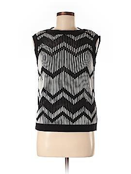 M Missoni Short Sleeve Blouse Size 42 (EU)