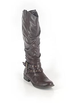 White Mountain Boots Size 8 1/2