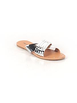 Qupid Sandals Size 8