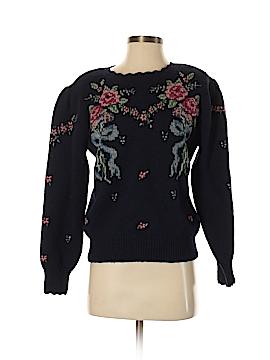 Herman Geist Wool Pullover Sweater Size M