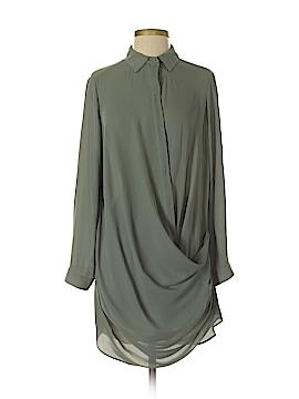 Krisa Long Sleeve Blouse Size S