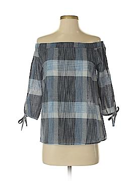 Greylin 3/4 Sleeve Blouse Size XS