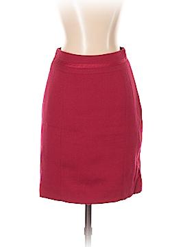 White House Black Market Wool Skirt Size 00