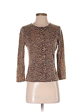 Garnet Hill Wool Cardigan Size S
